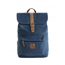 BAGE006DB MEDIUM CANVAS BACKPACK